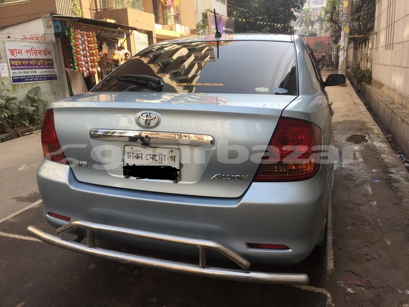 Big with watermark toyota allion dhaka dhaka 1571