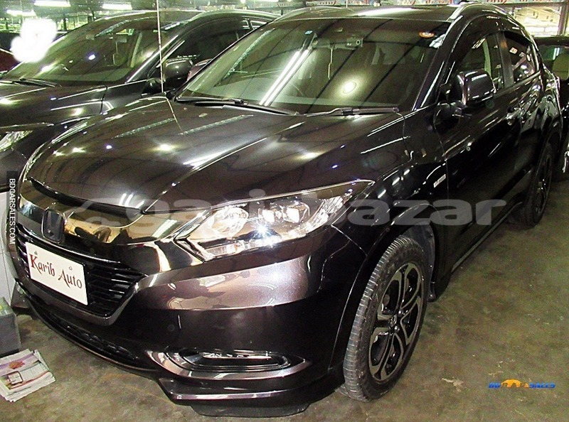 Big with watermark honda vezel dhaka dhaka 2045