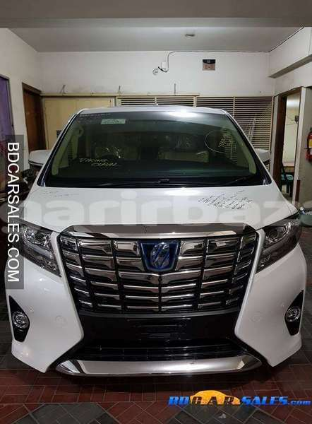 Big with watermark toyota alphard dhaka dhaka 2415