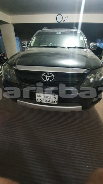 Big with watermark toyota fortuner dhaka dhaka 2581