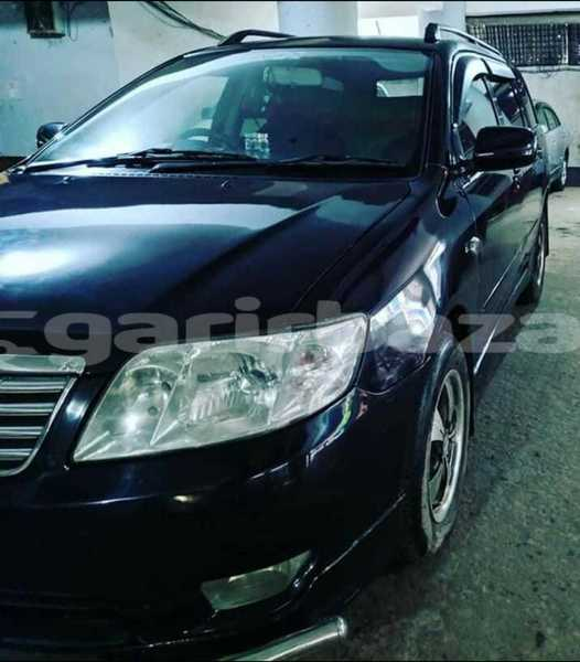 Big with watermark toyota fielder dhaka dhaka 2587