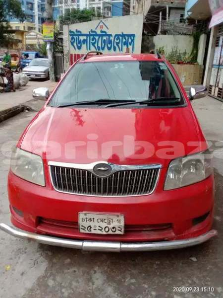 Big with watermark toyota fielder dhaka dhaka 2619
