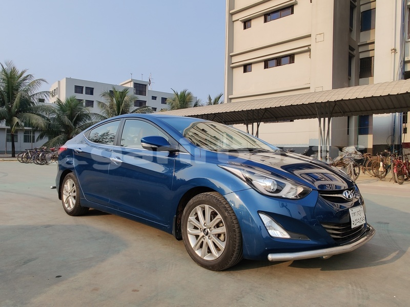 Big with watermark hyundai elantra dhaka dhaka 2761