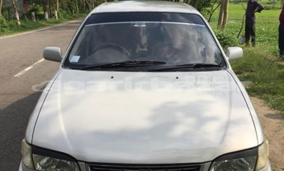 Buy Used Toyota Corolla Silver Car in Silhat in Silhat